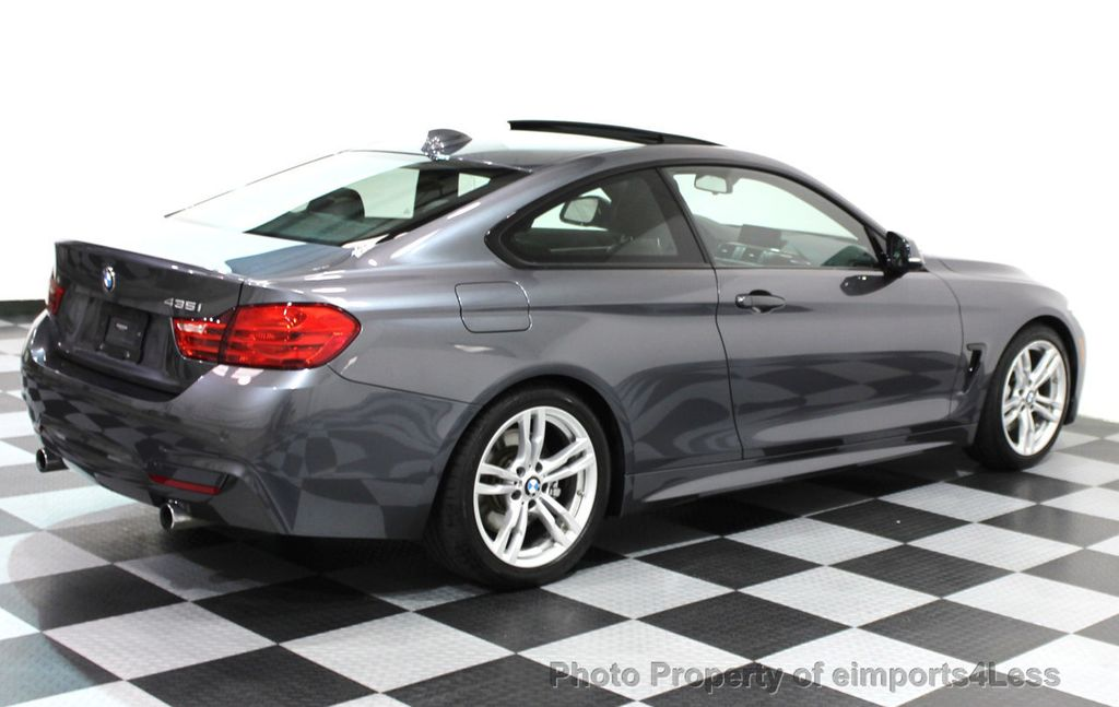2014 BMW 4 Series CERTIFIED 435i M SPORT 6 SPEED COUPE HK / NAVI - 15827921 - 25