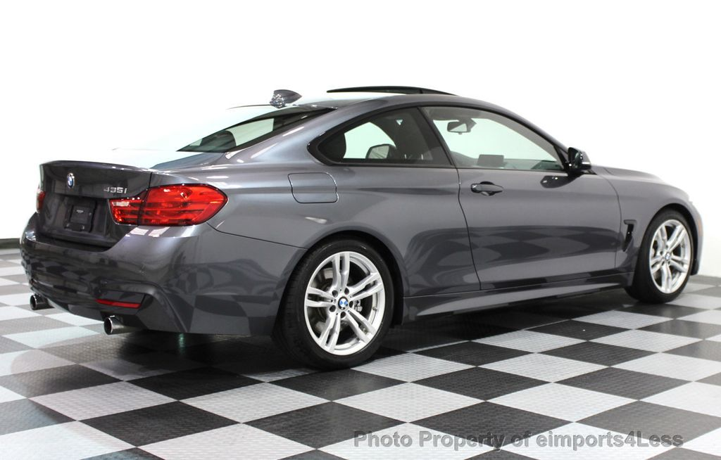 2014 BMW 4 Series CERTIFIED 435i M SPORT 6 SPEED COUPE HK / NAVI - 15827921 - 26