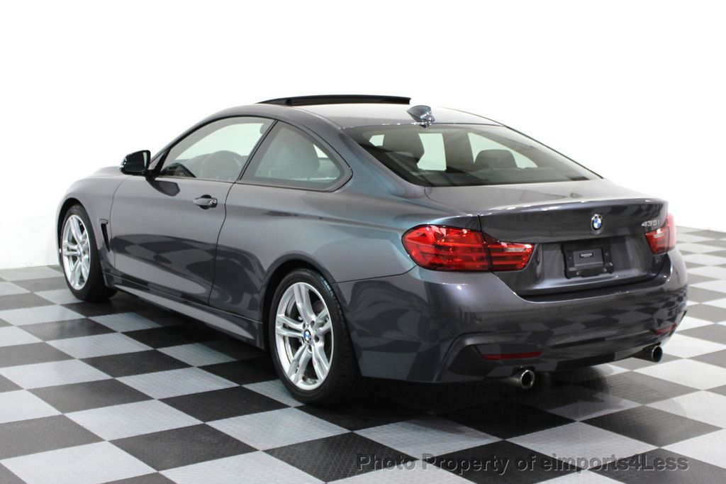 2014 BMW 4 Series CERTIFIED 435i M SPORT 6 SPEED COUPE HK / NAVI - 15827921 - 2