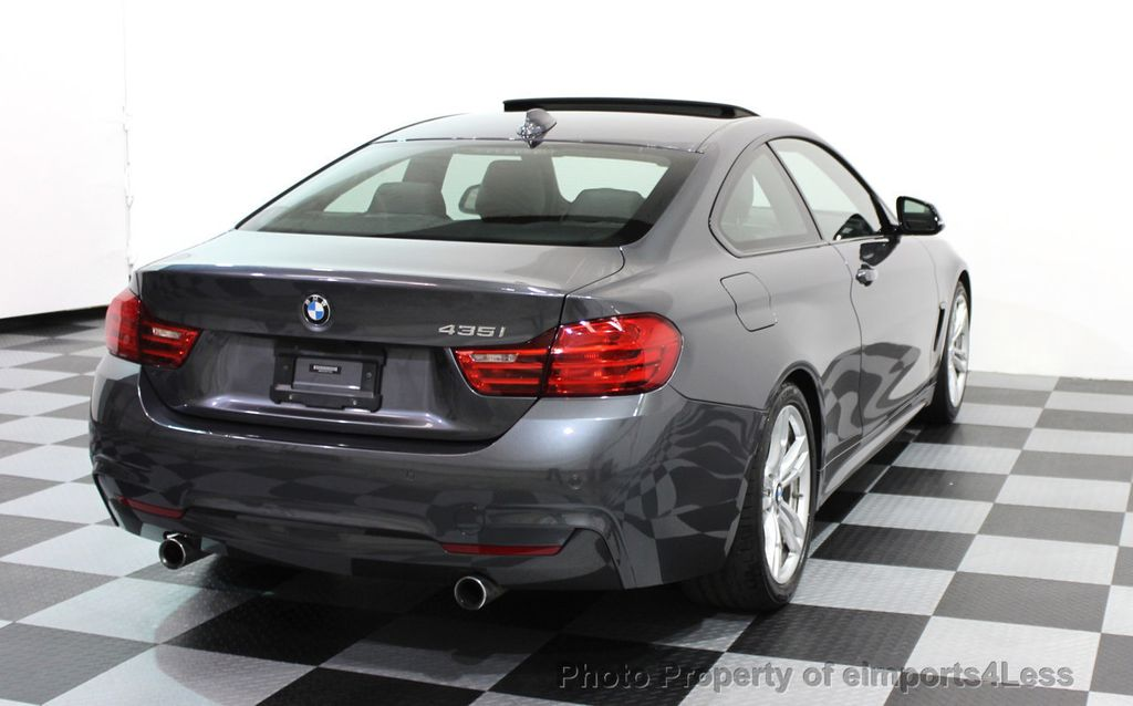 2014 BMW 4 Series CERTIFIED 435i M SPORT 6 SPEED COUPE HK / NAVI - 15827921 - 3