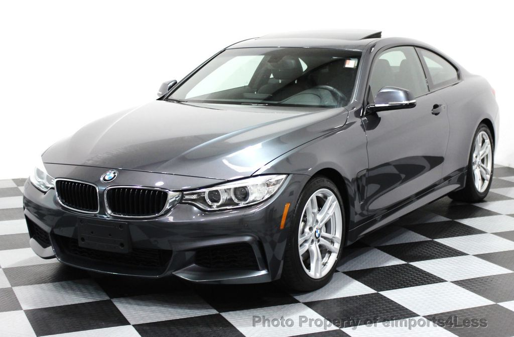 2014 BMW 4 Series CERTIFIED 435i M SPORT 6 SPEED COUPE HK / NAVI - 15827921 - 46