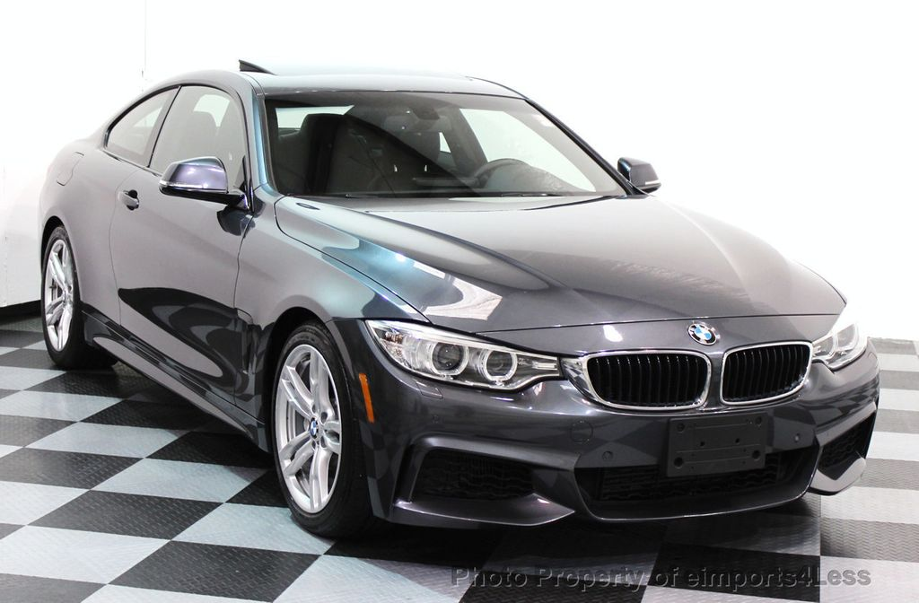 2014 BMW 4 Series CERTIFIED 435i M SPORT 6 SPEED COUPE HK / NAVI - 15827921 - 47