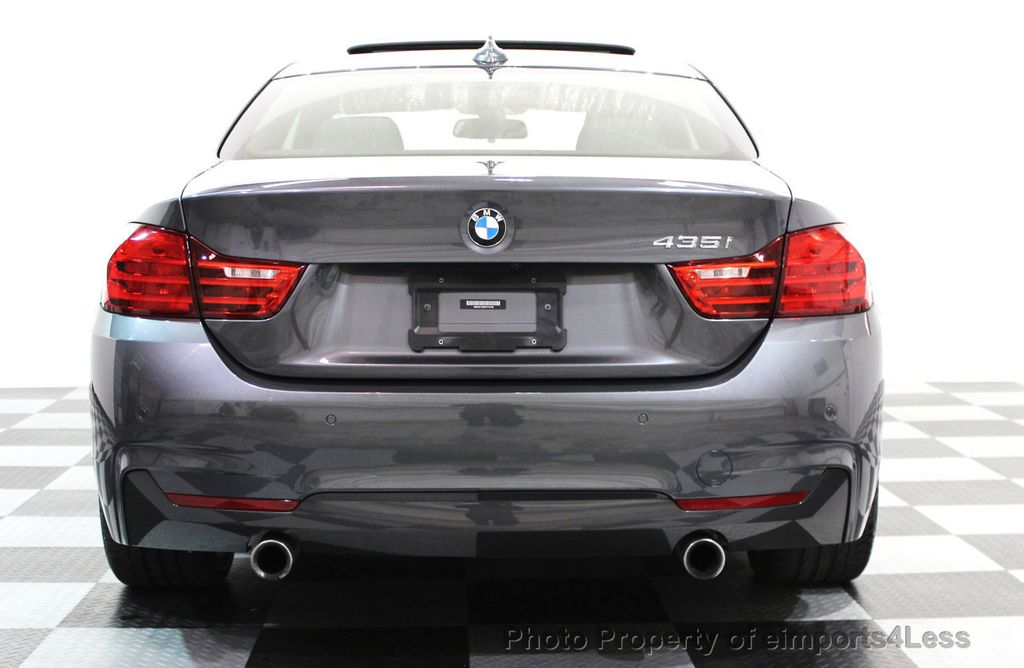 2014 BMW 4 Series CERTIFIED 435i M SPORT 6 SPEED COUPE HK / NAVI - 15827921 - 48