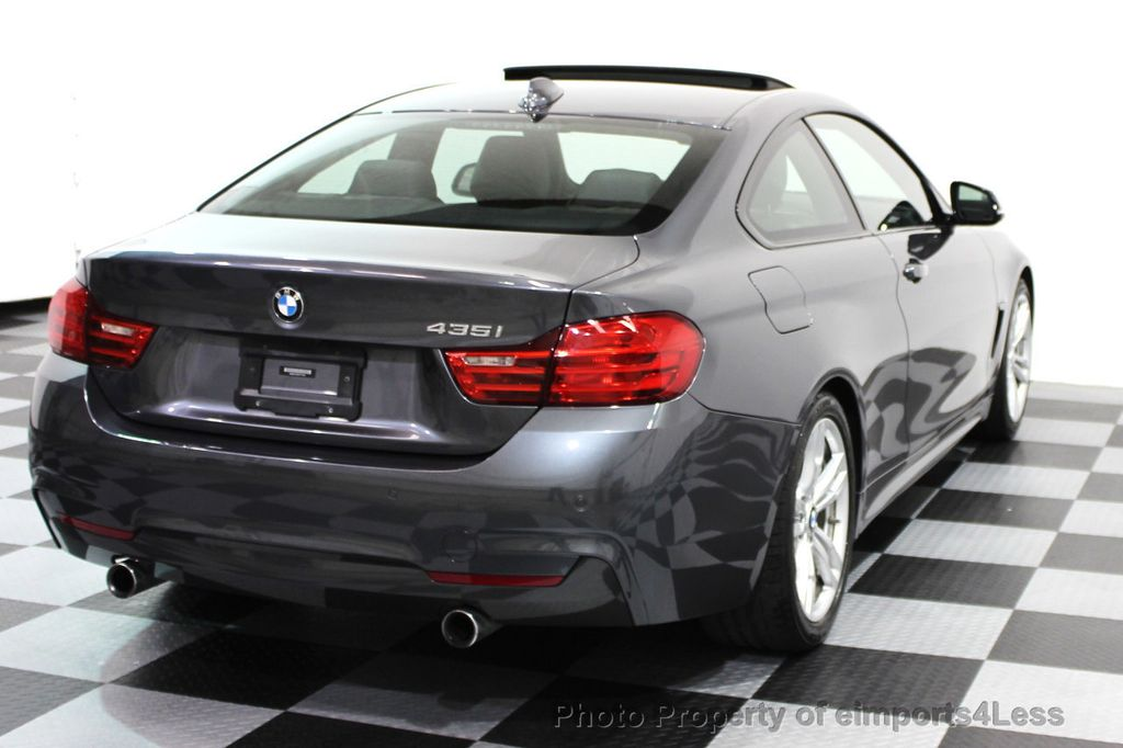 2014 BMW 4 Series CERTIFIED 435i M SPORT 6 SPEED COUPE HK / NAVI - 15827921 - 49