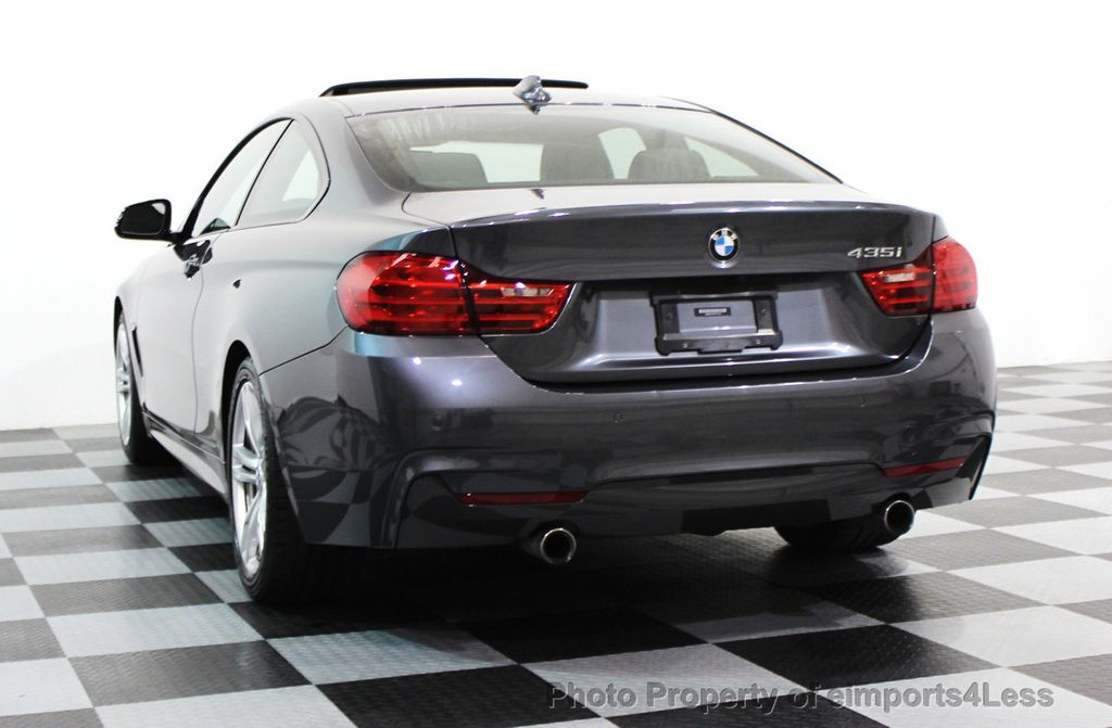 2014 BMW 4 Series CERTIFIED 435i M SPORT 6 SPEED COUPE HK / NAVI - 15827921 - 50