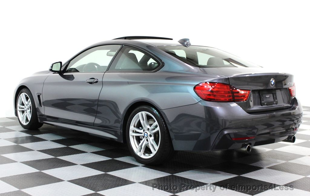 2014 BMW 4 Series CERTIFIED 435i M SPORT 6 SPEED COUPE HK / NAVI - 15827921 - 51