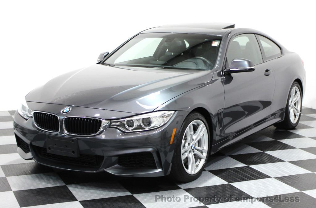 2014 used bmw 4 series certified 435i m sport 6 speed coupe hk navi at eimports4less serving. Black Bedroom Furniture Sets. Home Design Ideas
