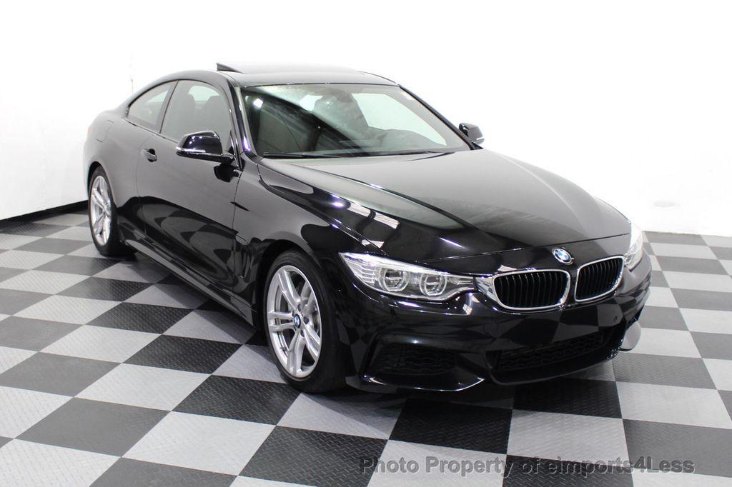 2014 BMW 4 Series CERTIFIED 435i M Sport 6 SPEED MANUAL TRANS CAMERA NAVI - 18051527 - 15