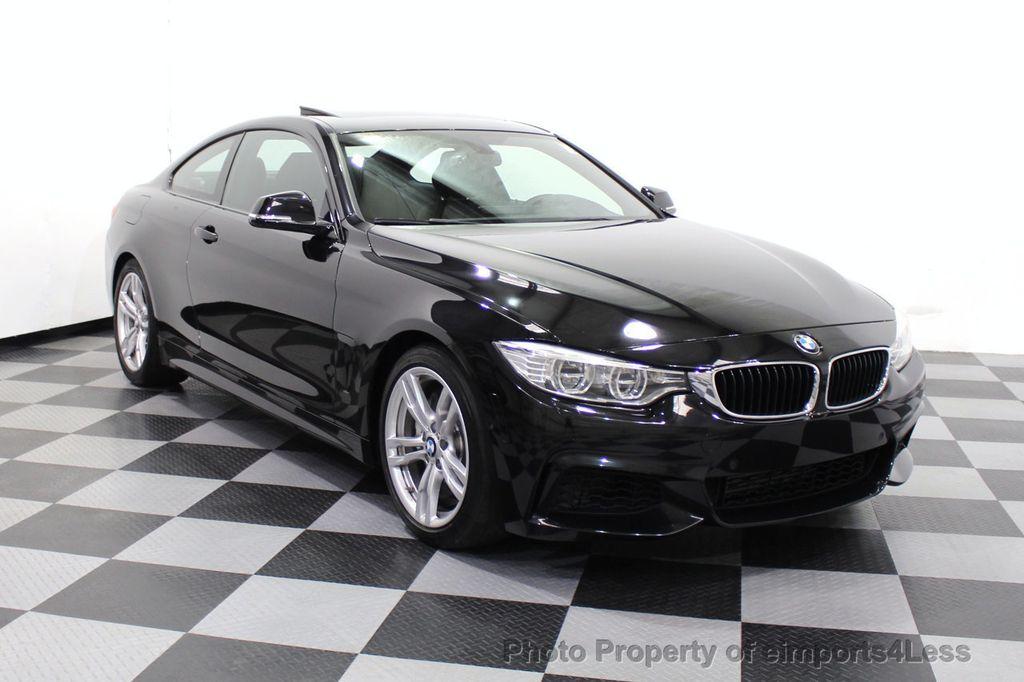 2014 BMW 4 Series CERTIFIED 435i M Sport 6 SPEED MANUAL TRANS CAMERA NAVI - 18051527 - 1