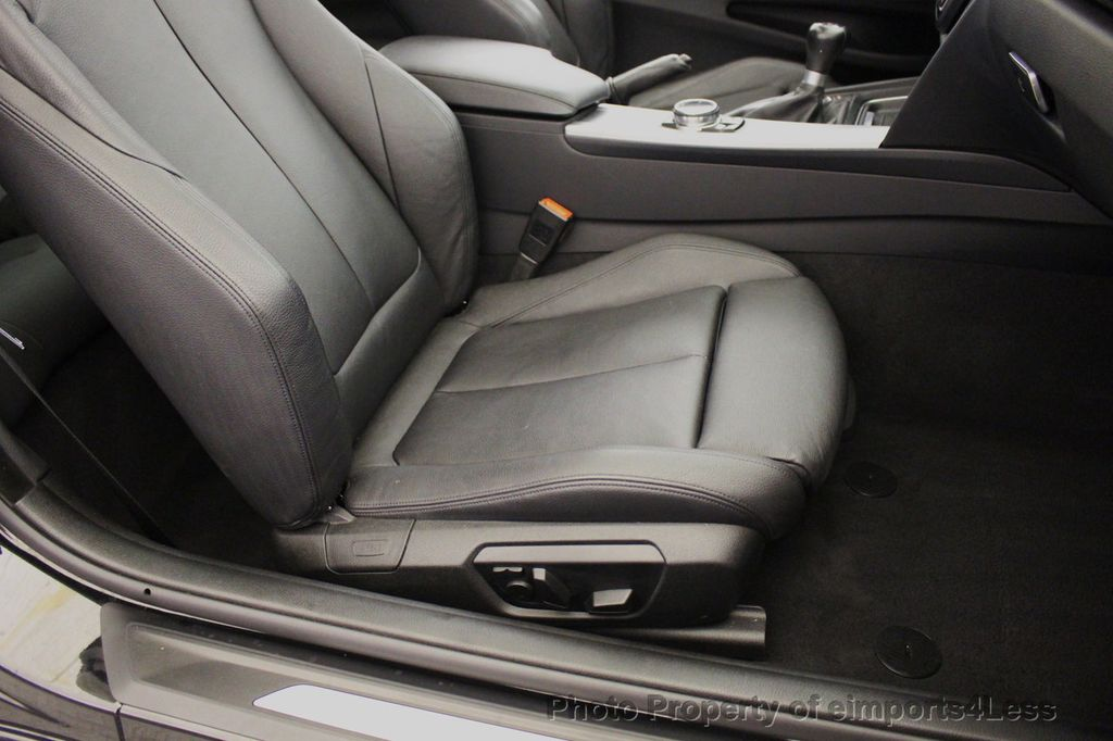 2014 BMW 4 Series CERTIFIED 435i M Sport 6 SPEED MANUAL TRANS CAMERA NAVI - 18051527 - 24