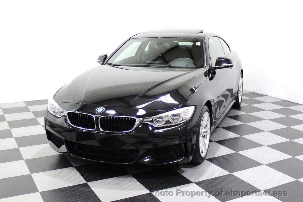 2014 BMW 4 Series CERTIFIED 435i M Sport 6 SPEED MANUAL TRANS CAMERA NAVI - 18051527 - 28