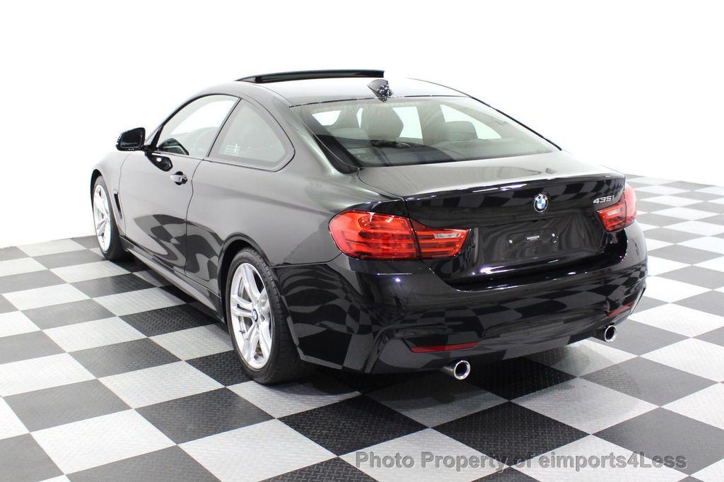 2014 BMW 4 Series CERTIFIED 435i M Sport 6 SPEED MANUAL TRANS CAMERA NAVI - 18051527 - 2