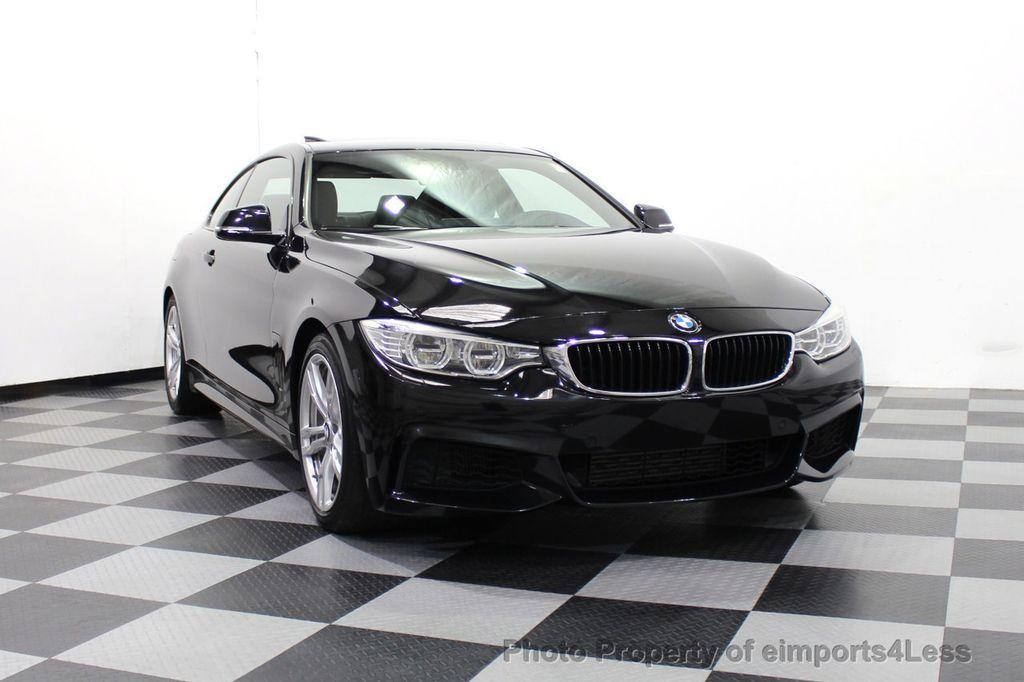 2014 BMW 4 Series CERTIFIED 435i M Sport 6 SPEED MANUAL TRANS CAMERA NAVI - 18051527 - 29