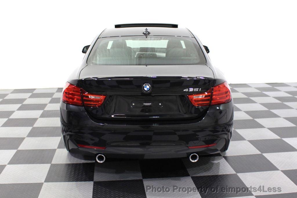 2014 BMW 4 Series CERTIFIED 435i M Sport 6 SPEED MANUAL TRANS CAMERA NAVI - 18051527 - 31