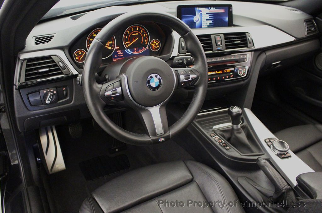 2014 BMW 4 Series CERTIFIED 435i M Sport 6 SPEED MANUAL TRANS CAMERA NAVI - 18051527 - 33