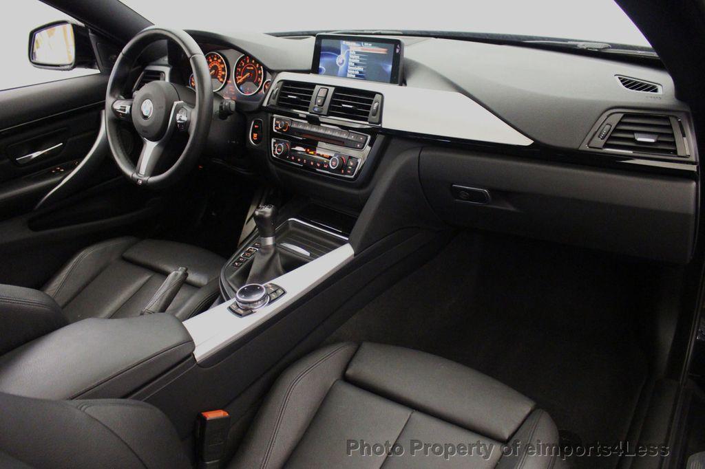 2014 BMW 4 Series CERTIFIED 435i M Sport 6 SPEED MANUAL TRANS CAMERA NAVI - 18051527 - 35