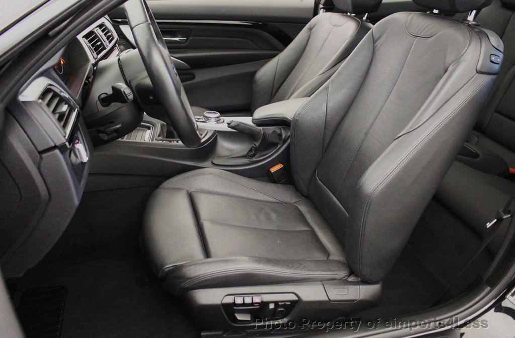 2014 BMW 4 Series CERTIFIED 435i M Sport 6 SPEED MANUAL TRANS CAMERA NAVI - 18051527 - 38