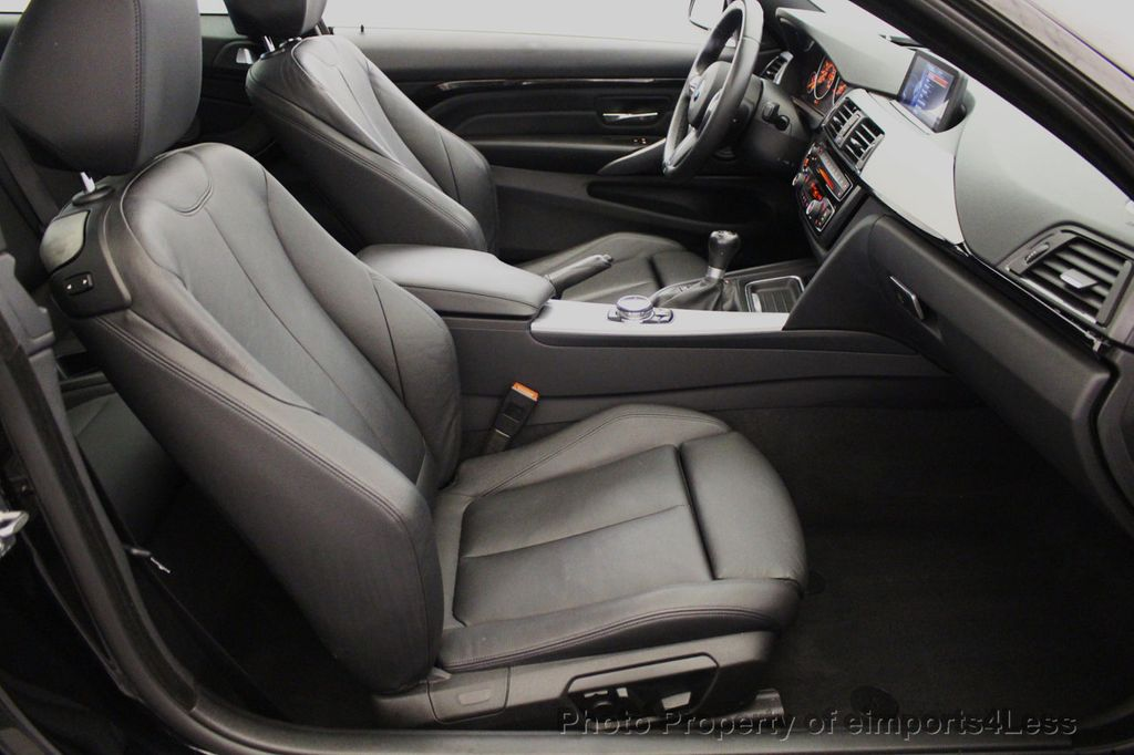 2014 BMW 4 Series CERTIFIED 435i M Sport 6 SPEED MANUAL TRANS CAMERA NAVI - 18051527 - 39