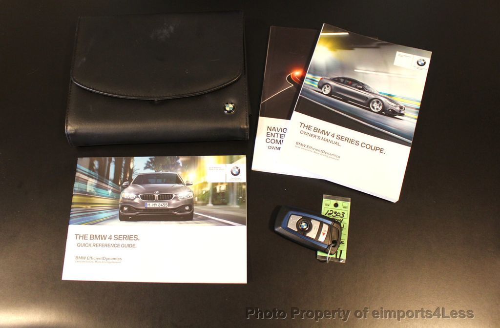 2014 BMW 4 Series CERTIFIED 435i M Sport 6 SPEED MANUAL TRANS CAMERA NAVI - 18051527 - 40