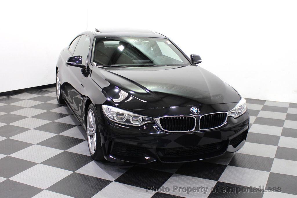 2014 BMW 4 Series CERTIFIED 435i M Sport 6 SPEED MANUAL TRANS CAMERA NAVI - 18051527 - 45
