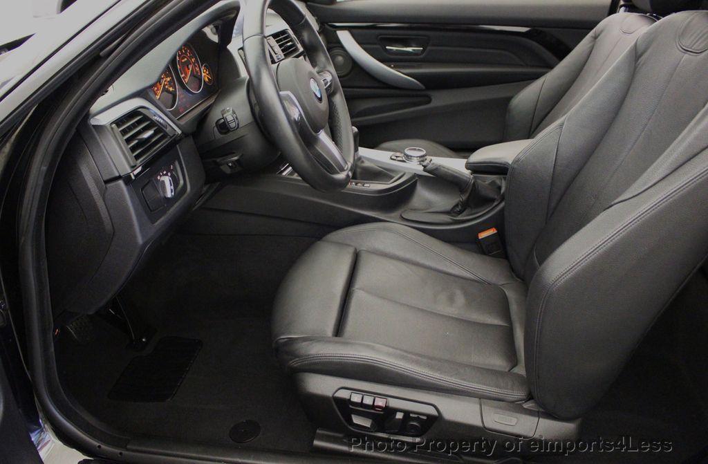 2014 BMW 4 Series CERTIFIED 435i M Sport 6 SPEED MANUAL TRANS CAMERA NAVI - 18051527 - 48