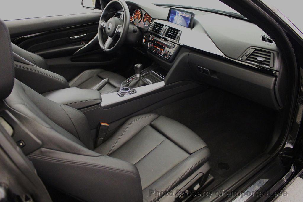 2014 BMW 4 Series CERTIFIED 435i M Sport 6 SPEED MANUAL TRANS CAMERA NAVI - 18051527 - 49