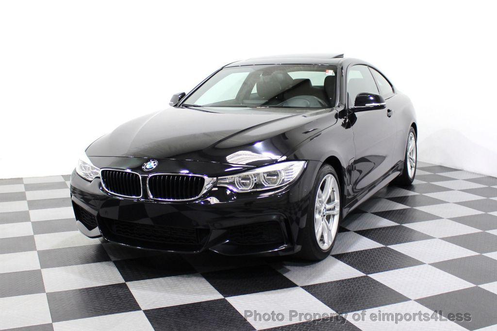 2014 BMW 4 Series CERTIFIED 435i M Sport 6 SPEED MANUAL TRANS CAMERA NAVI - 18051527 - 52