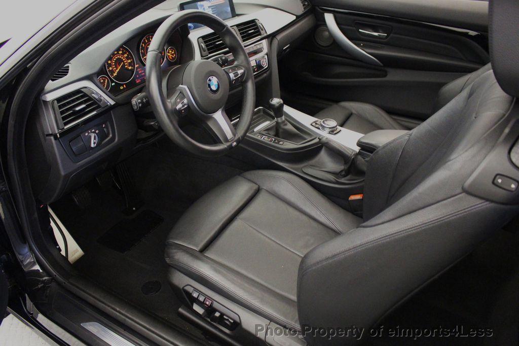 2014 BMW 4 Series CERTIFIED 435i M Sport 6 SPEED MANUAL TRANS CAMERA NAVI - 18051527 - 5
