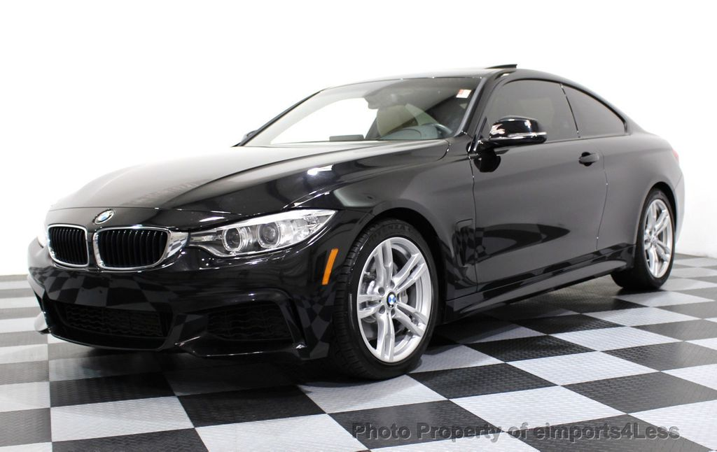 2014 used bmw 4 series certified 435i m sport coupe hk navigation at eimports4less serving. Black Bedroom Furniture Sets. Home Design Ideas