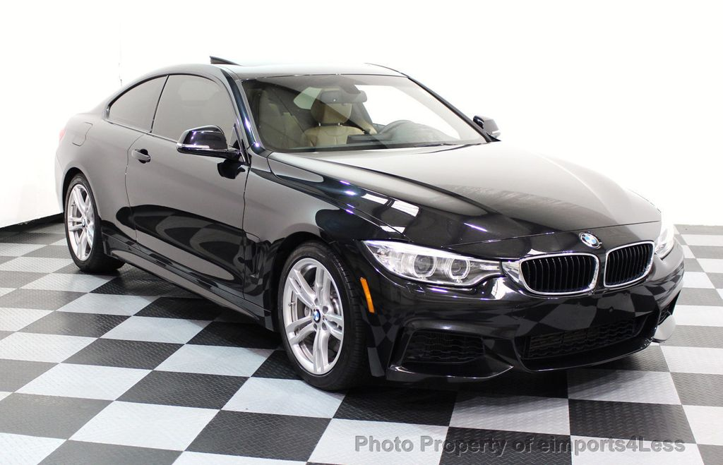 2014 BMW 4 Series CERTIFIED 435i M SPORT COUPE HK NAVIGATION - 16535931 - 10