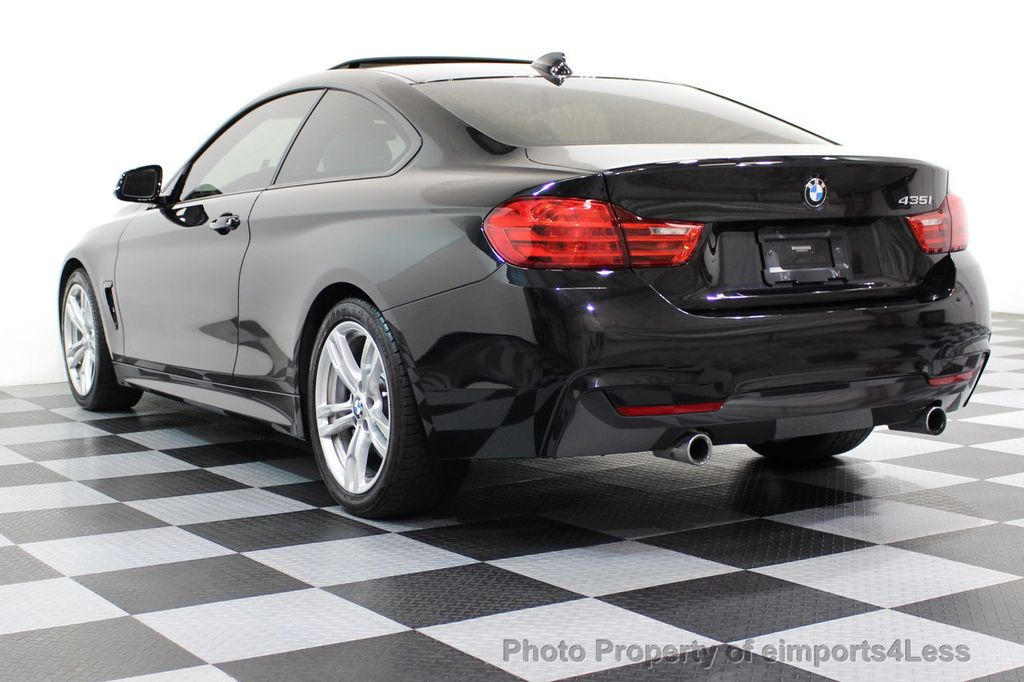 2014 BMW 4 Series CERTIFIED 435i M SPORT COUPE HK NAVIGATION - 16535931 - 11
