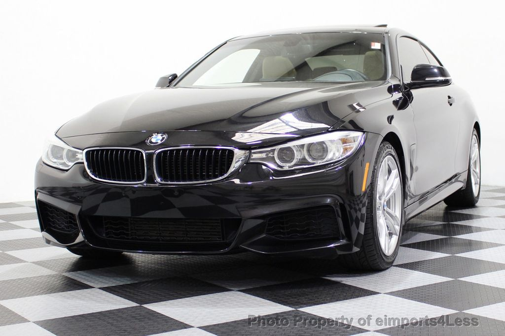 2014 BMW 4 Series CERTIFIED 435i M SPORT COUPE HK NAVIGATION - 16535931 - 25