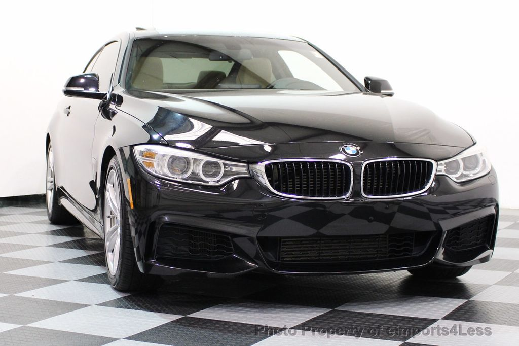 2014 BMW 4 Series CERTIFIED 435i M SPORT COUPE HK NAVIGATION - 16535931 - 26