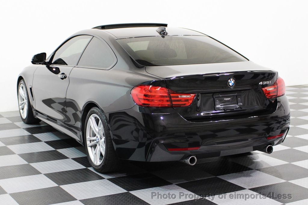 2014 BMW 4 Series CERTIFIED 435i M SPORT COUPE HK NAVIGATION - 16535931 - 2