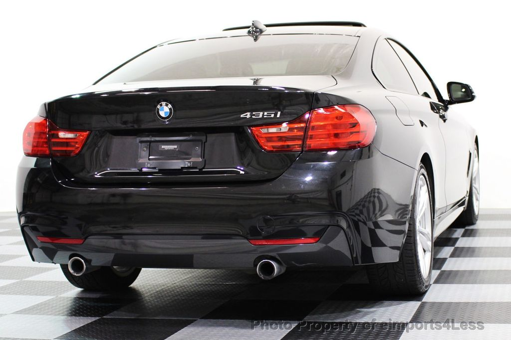 2014 BMW 4 Series CERTIFIED 435i M SPORT COUPE HK NAVIGATION - 16535931 - 29