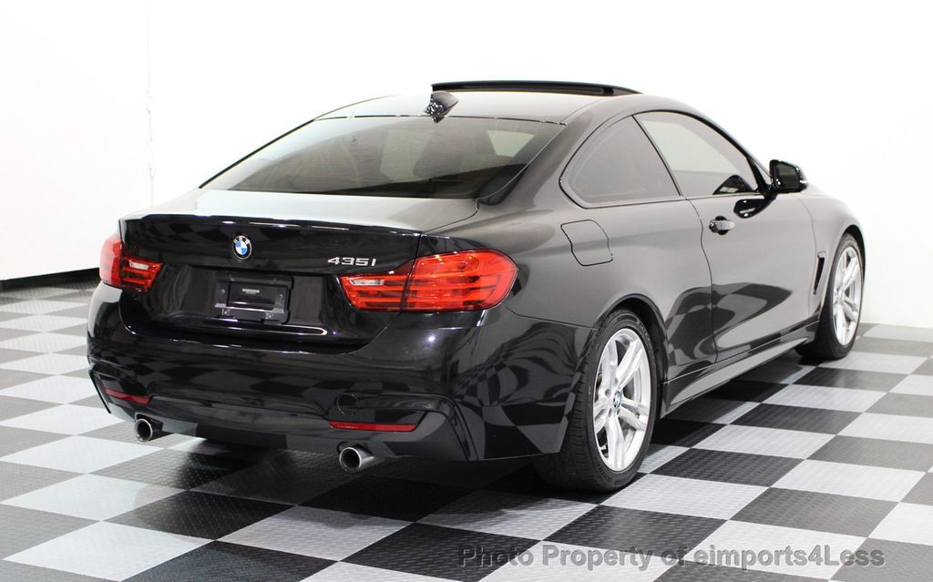 2014 Used Bmw 4 Series Certified 435i M Sport Coupe Hk