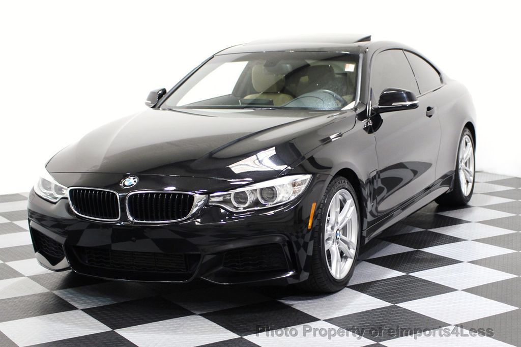 2014 BMW 4 Series CERTIFIED 435i M SPORT COUPE HK NAVIGATION - 16535931 - 40