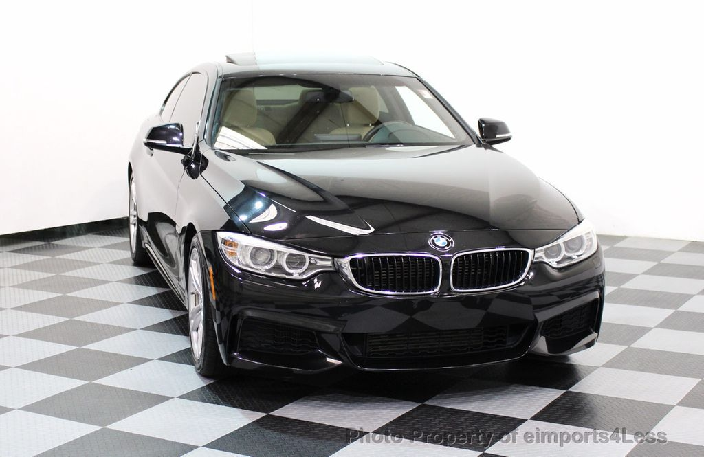 2014 BMW 4 Series CERTIFIED 435i M SPORT COUPE HK NAVIGATION - 16535931 - 41