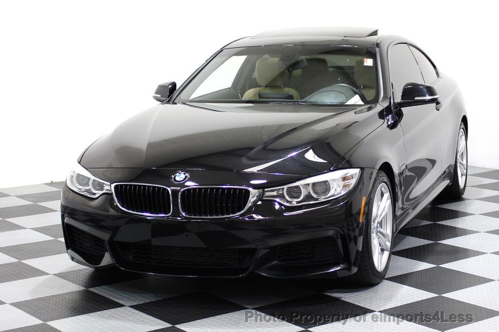 2014 BMW 4 Series CERTIFIED 435i M SPORT COUPE HK NAVIGATION - 16535931 - 47