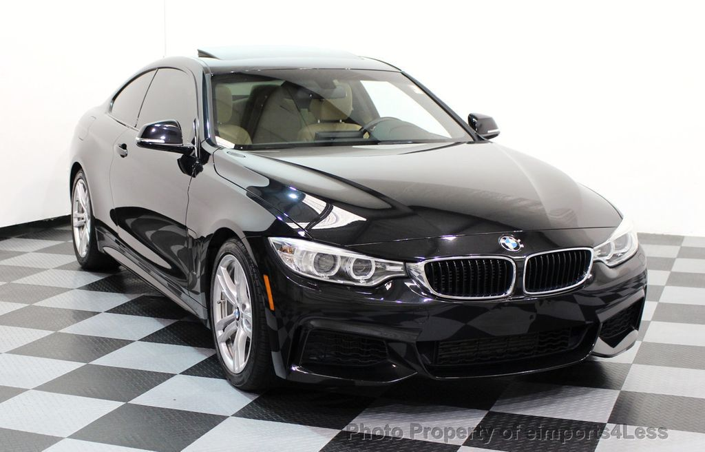 2014 BMW 4 Series CERTIFIED 435i M SPORT COUPE HK NAVIGATION - 16535931 - 50