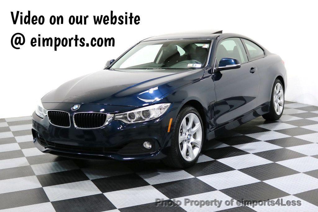 2014 BMW 4 Series CERTIFIED 435i xDRIVE AWD PREMIUM HK NAVI - 17048744 - 0