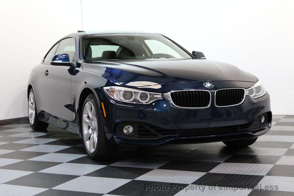 2014 BMW 4 Series CERTIFIED 435i xDRIVE AWD PREMIUM HK NAVI - 17048744 - 13