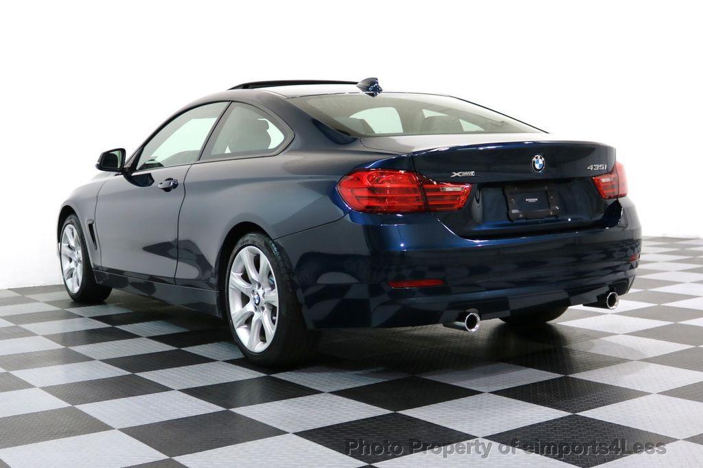 2014 BMW 4 Series CERTIFIED 435i xDRIVE AWD PREMIUM HK NAVI - 17048744 - 14