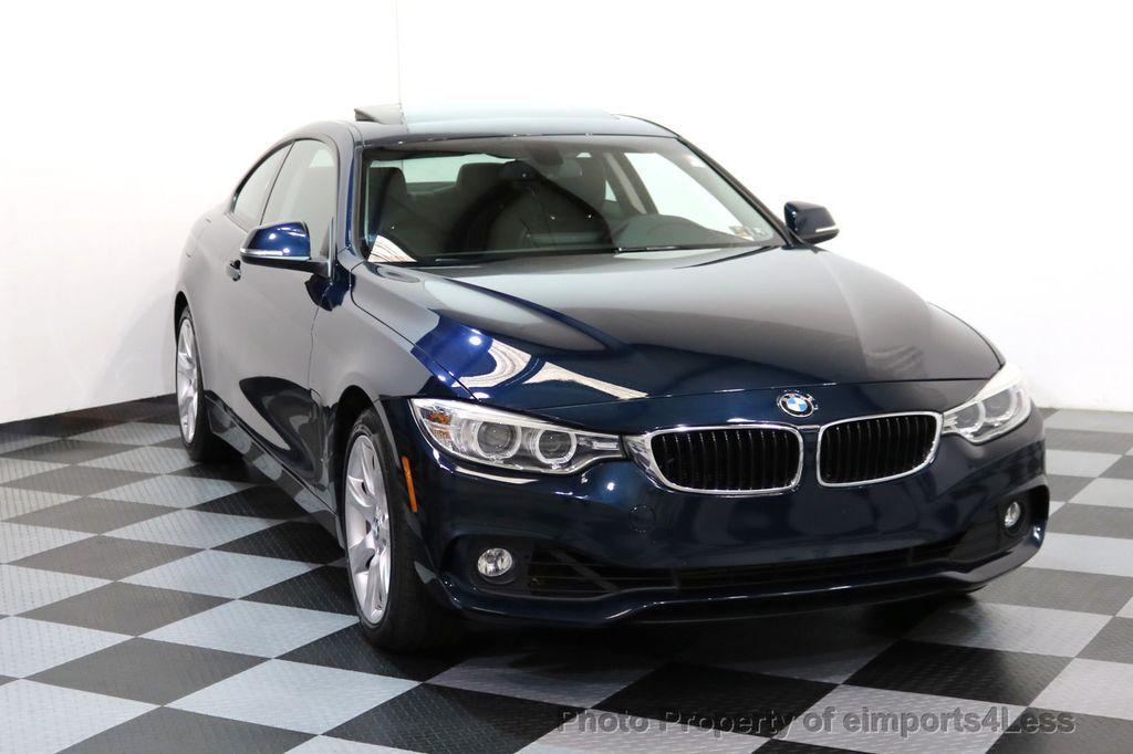 2014 BMW 4 Series CERTIFIED 435i xDRIVE AWD PREMIUM HK NAVI - 17048744 - 1