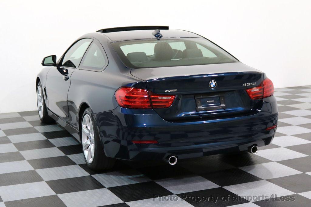 2014 BMW 4 Series CERTIFIED 435i xDRIVE AWD PREMIUM HK NAVI - 17048744 - 2