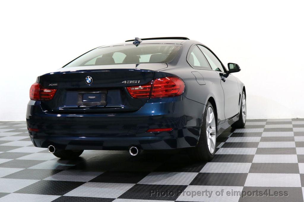 2014 BMW 4 Series CERTIFIED 435i xDRIVE AWD PREMIUM HK NAVI - 17048744 - 32