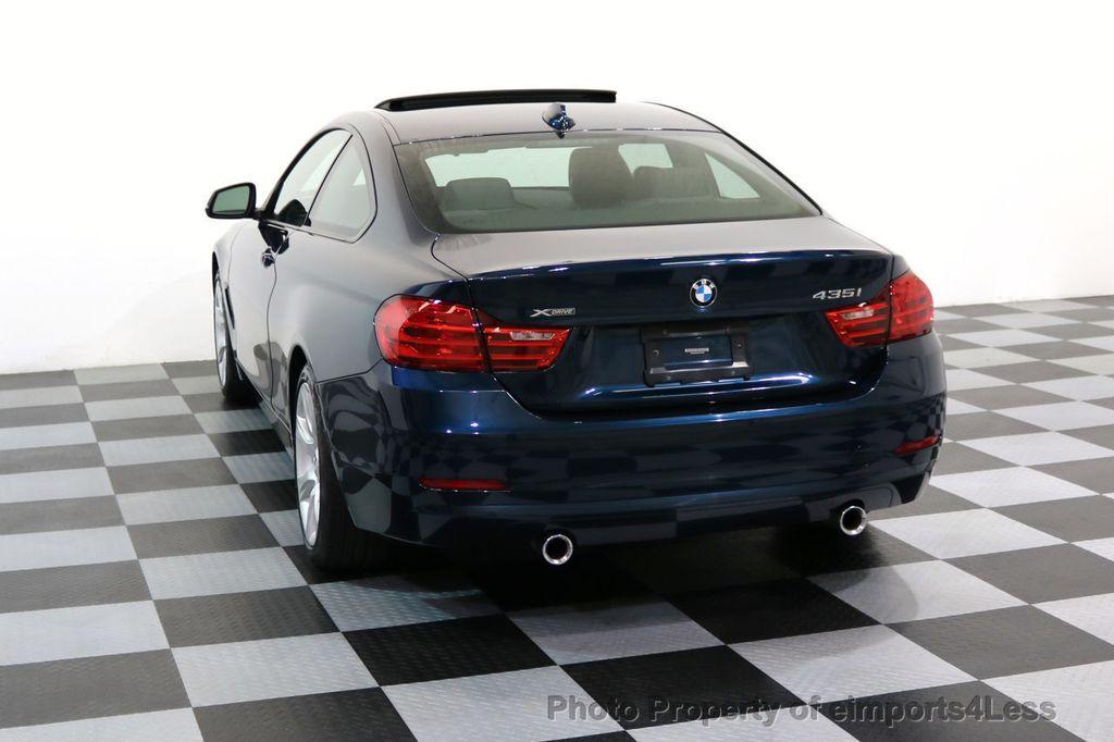 2014 BMW 4 Series CERTIFIED 435i xDRIVE AWD PREMIUM HK NAVI - 17048744 - 43