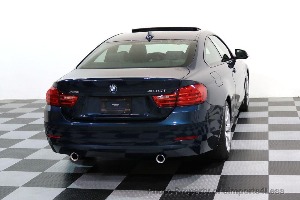 2014 BMW 4 Series CERTIFIED 435i xDRIVE AWD PREMIUM HK NAVI - 17048744 - 45