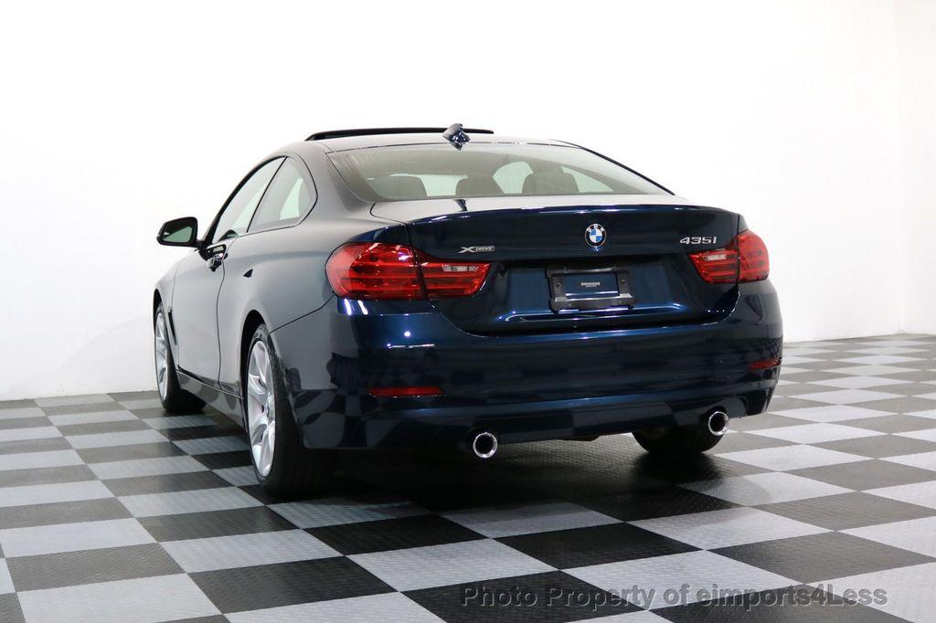 2014 BMW 4 Series CERTIFIED 435i xDRIVE AWD PREMIUM HK NAVI - 17048744 - 47