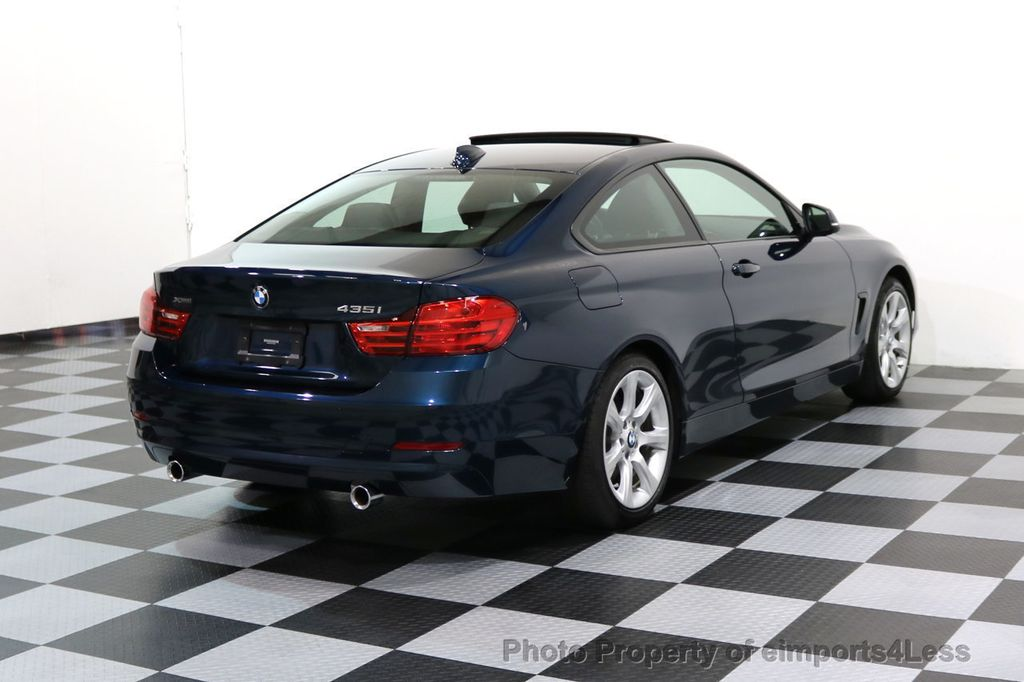 2014 BMW 4 Series CERTIFIED 435i xDRIVE AWD PREMIUM HK NAVI - 17048744 - 48